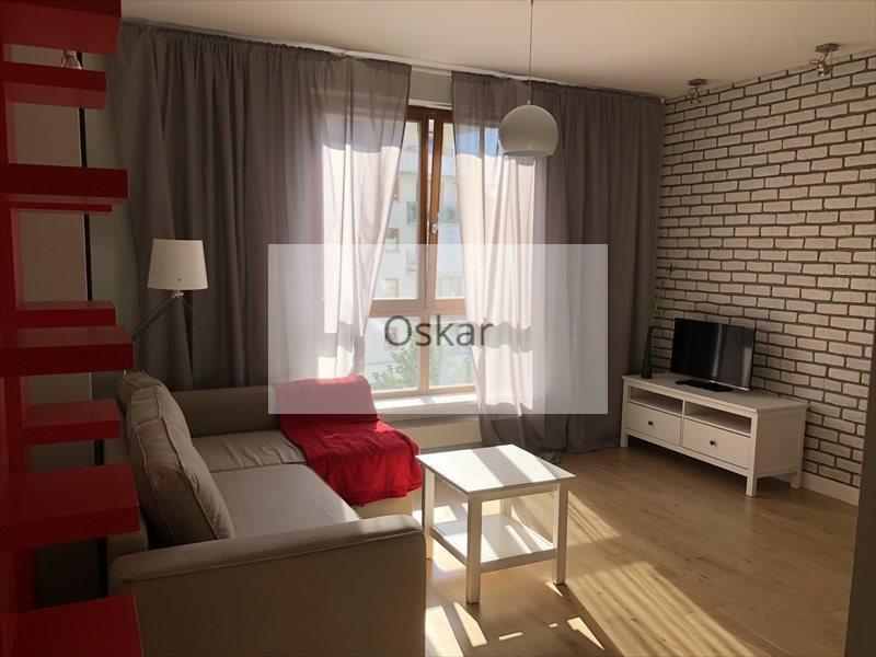 Mieszkanie dwupokojowe na wynajem Warszawa, Mokotów, Obrzeżna  44m2 Foto 4