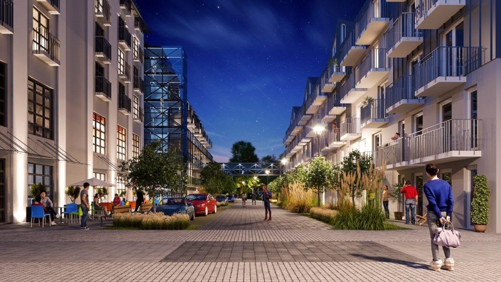 Mieszkanie dwupokojowe na sprzedaż Poznań, Śródka, Nadolnik II etap  37m2 Foto 11