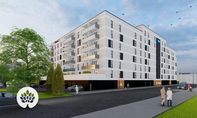 Mieszkanie dwupokojowe na sprzedaż Bydgoszcz, Bartodzieje Małe, Filmowa  45m2 Foto 2
