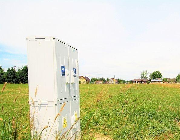 Działka budowlana na sprzedaż Białuń  1000m2 Foto 3