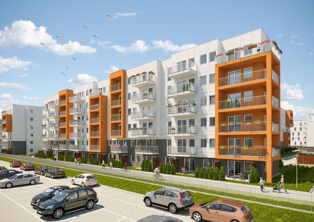 Mieszkanie czteropokojowe  na sprzedaż Poznań, Winogrady, Wilczak  74m2 Foto 1