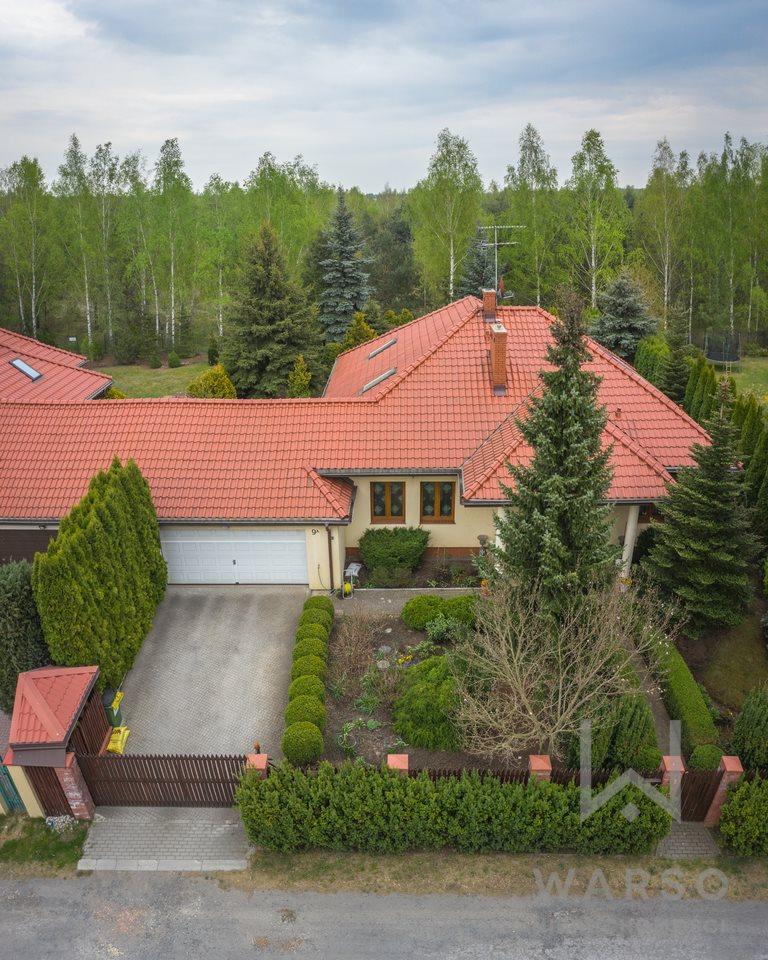 Dom na sprzedaż Dziekanów Polski, Piękna  191m2 Foto 9