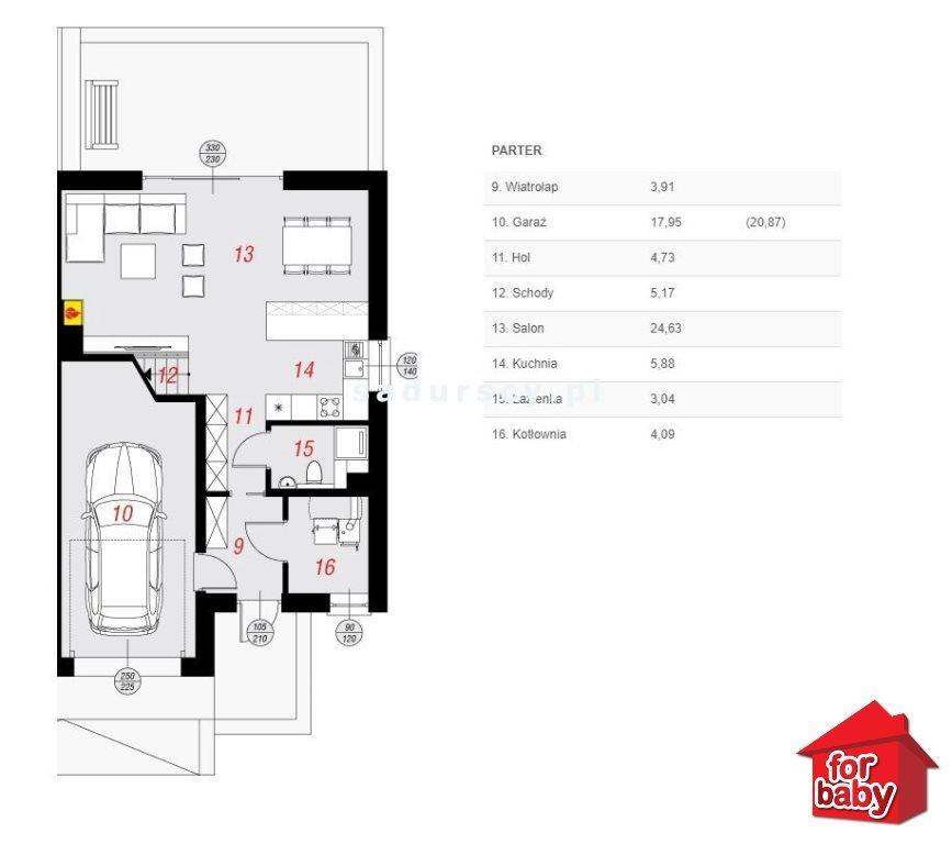 Dom na sprzedaż Przebieczany  129m2 Foto 7