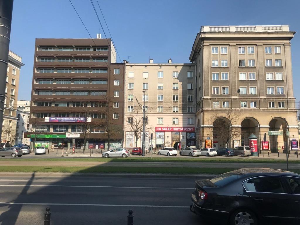 Lokal użytkowy na wynajem Warszawa, Śródmieście, al. Jana Pawła  107m2 Foto 1
