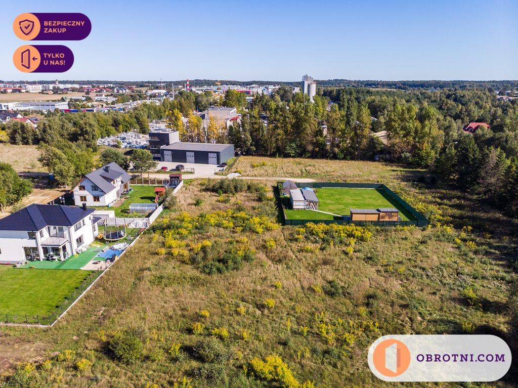 Działka budowlana na sprzedaż Gdańsk, Osowa, Oriona  1171m2 Foto 5