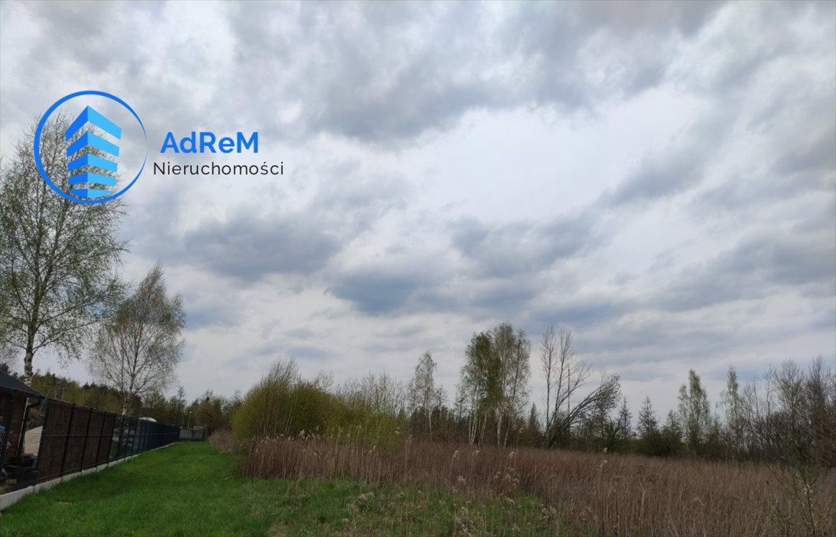 Działka przemysłowo-handlowa pod dzierżawę Lesznowola, Motyli  1000m2 Foto 2
