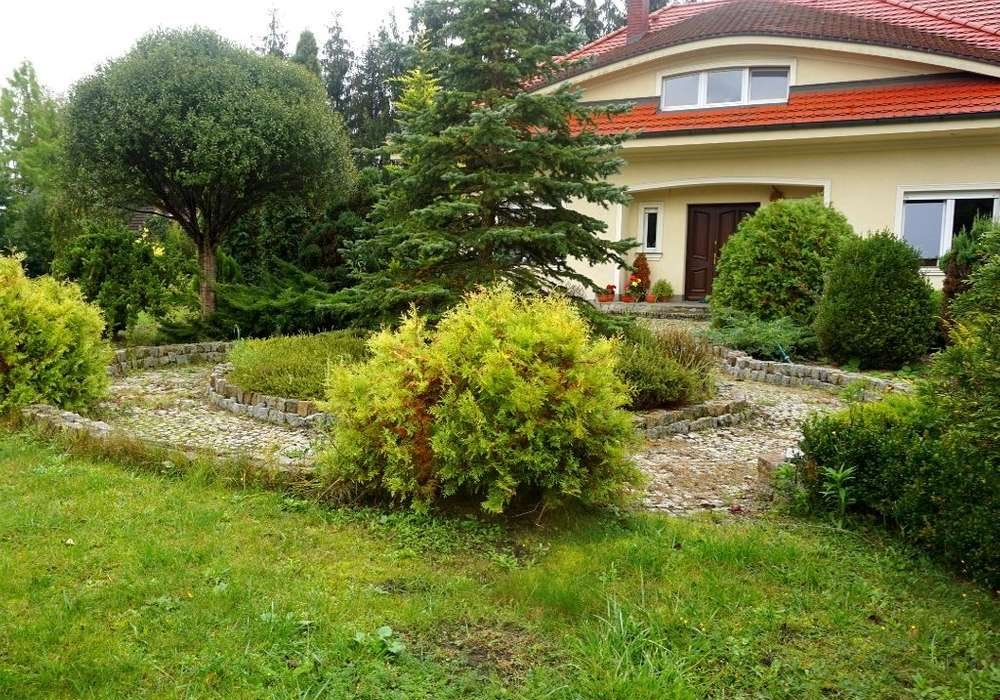Dom na sprzedaż Borówiec  235m2 Foto 1