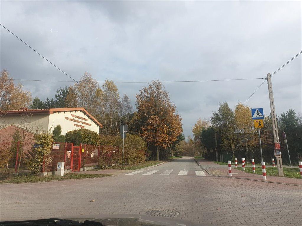 Działka budowlana na sprzedaż Zaborów  1918m2 Foto 7