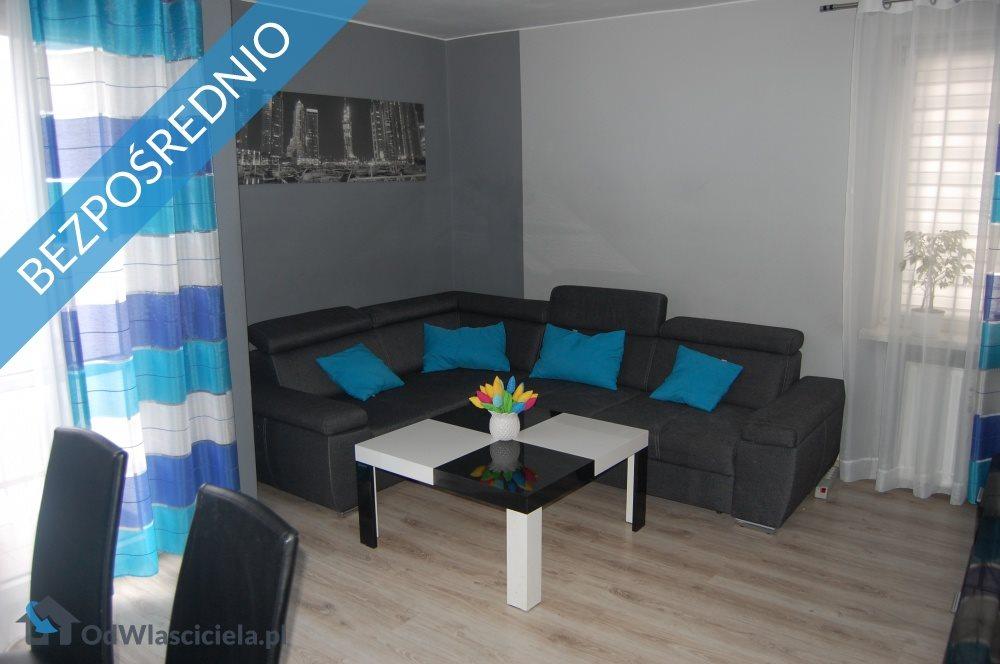 Mieszkanie trzypokojowe na sprzedaż Katowice, Dolina Trzech Stawów, Sowińskiego  50m2 Foto 1