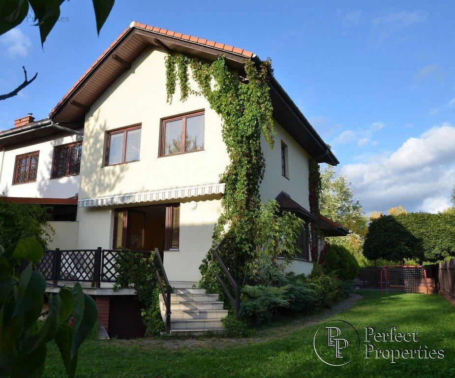 Dom na sprzedaż Konstancin-Jeziorna, Wilanowska  202m2 Foto 1
