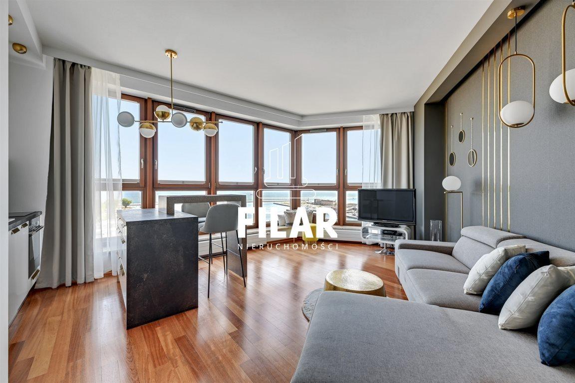 Mieszkanie dwupokojowe na wynajem Gdynia, Śródmieście, Centrum, A. Hryniewickiego  44m2 Foto 2