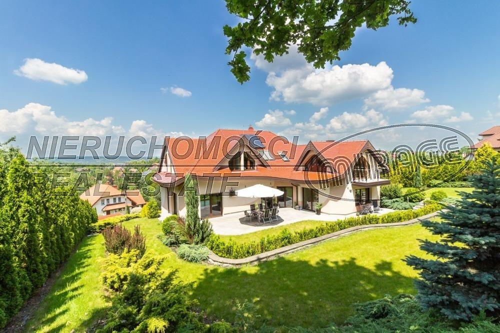 Dom na sprzedaż Kraków, Wola Justowska, Lasek Wolski  478m2 Foto 1
