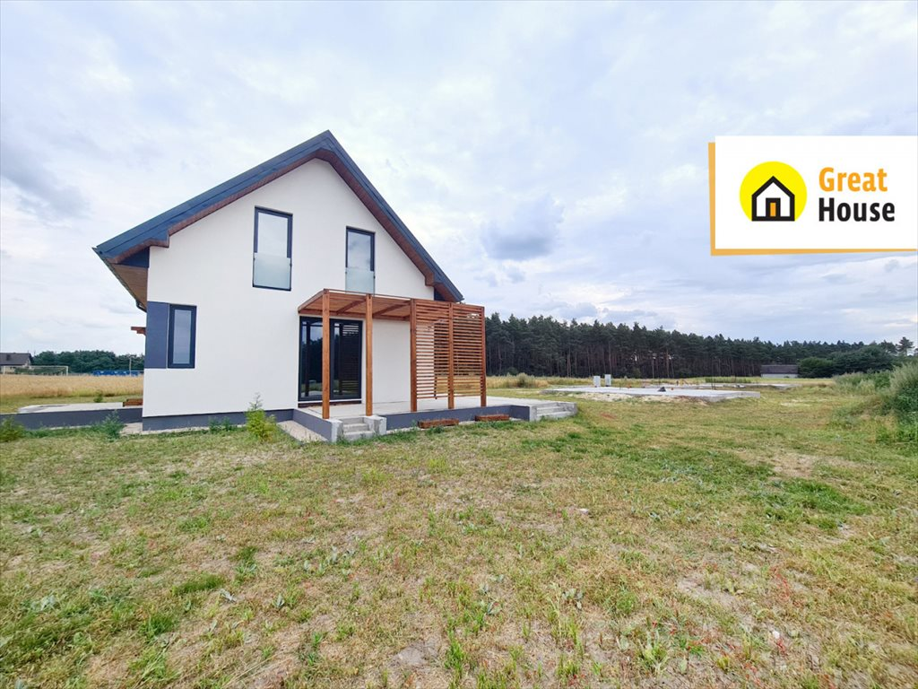 Dom na sprzedaż Oksa, Modrzewiowa  119m2 Foto 9