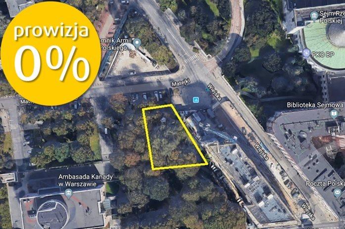 Działka inna pod dzierżawę Warszawa  529m2 Foto 3