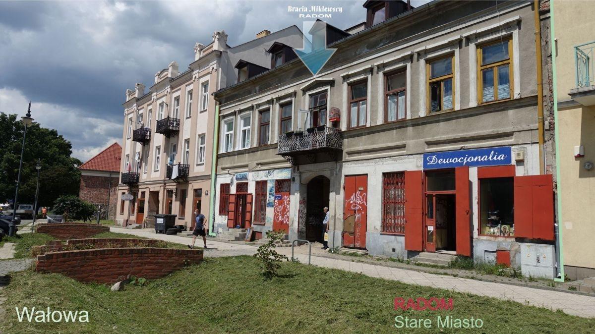 Dom na sprzedaż Radom, Centrum, Wałowa 20/ Rynek 13  1056m2 Foto 5