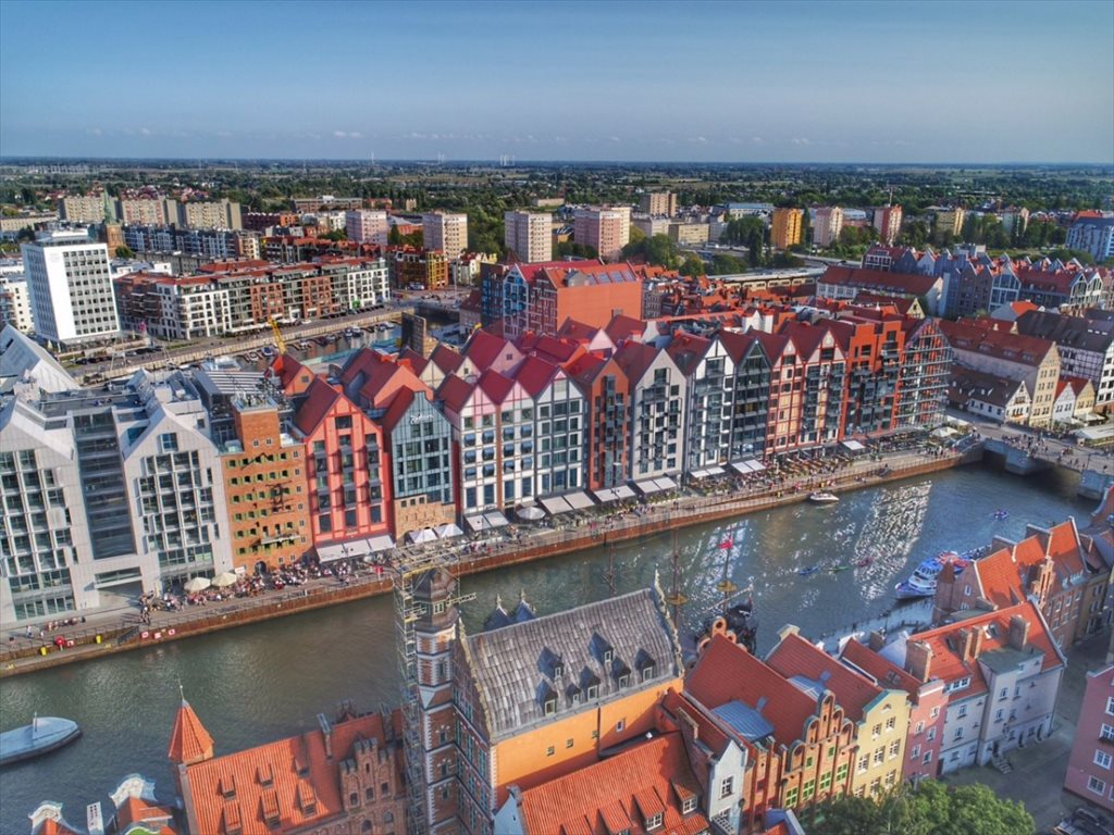 Mieszkanie dwupokojowe na sprzedaż Gdańsk, Śródmieście, Chmielna  46m2 Foto 1