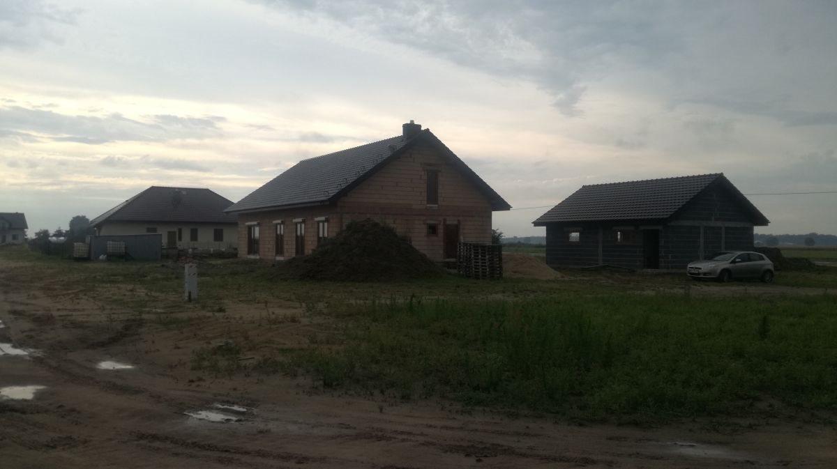 Działka budowlana na sprzedaż Droszew, Droszew  800m2 Foto 4