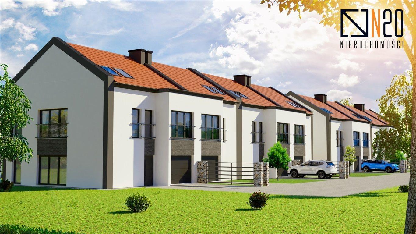 Dom na sprzedaż Kraków, Dębniki, Sidzina, Leona Petrażyckiego  168m2 Foto 1