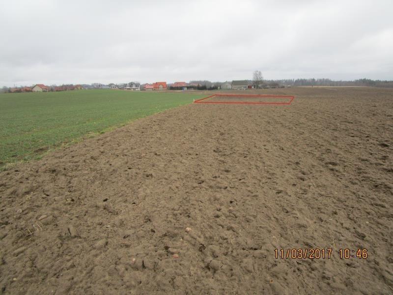 Działka budowlana na sprzedaż Małkowo, Zielona  1220m2 Foto 1