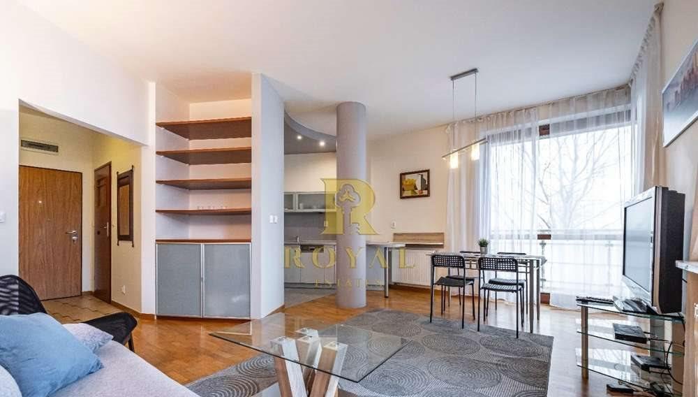 Mieszkanie dwupokojowe na sprzedaż Warszawa, Mokotów, Stegny, Sikorskiego 13  49m2 Foto 2