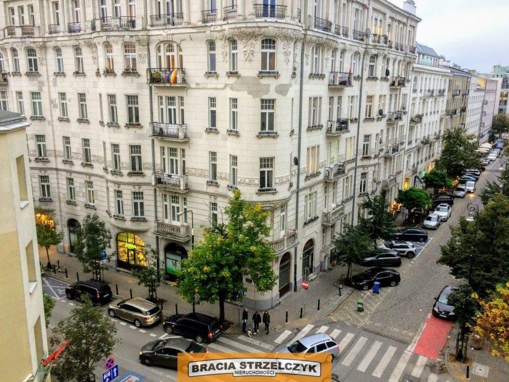 Mieszkanie dwupokojowe na wynajem Warszawa, Śródmieście, Hoża  54m2 Foto 1