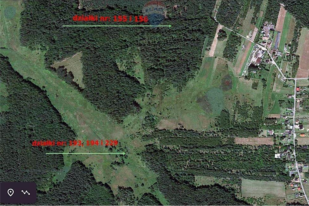 Działka leśna na sprzedaż Blachownia, Malice  7430m2 Foto 1