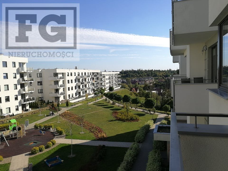 Mieszkanie dwupokojowe na sprzedaż Gdańsk, Morena, Czesława Miłosza  42m2 Foto 1