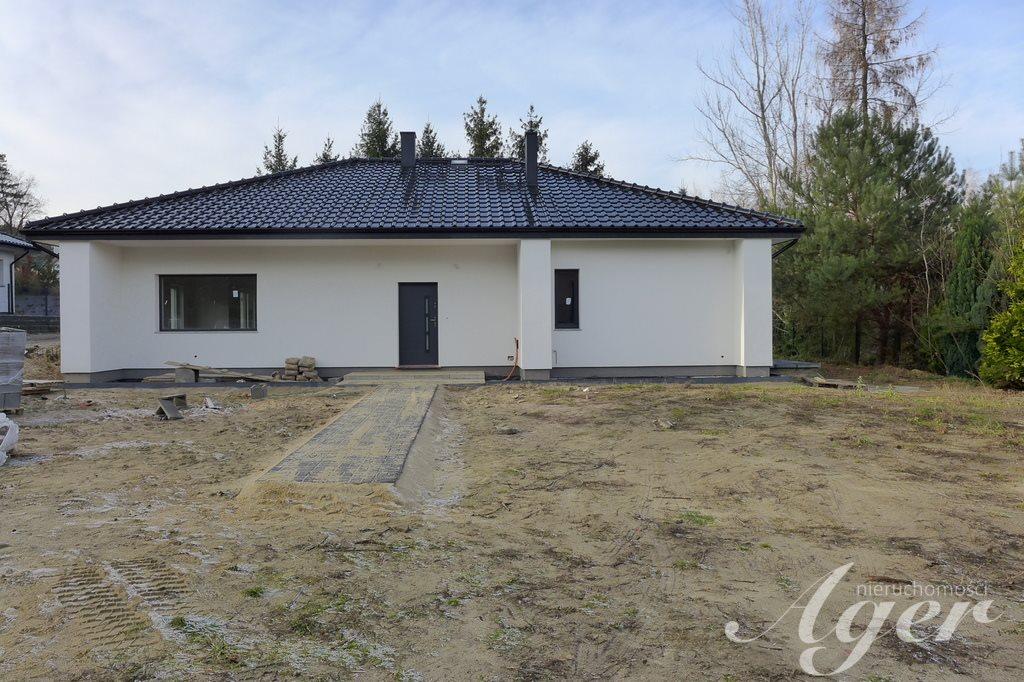 Dom na sprzedaż Zielona Góra, Ochla  132m2 Foto 1