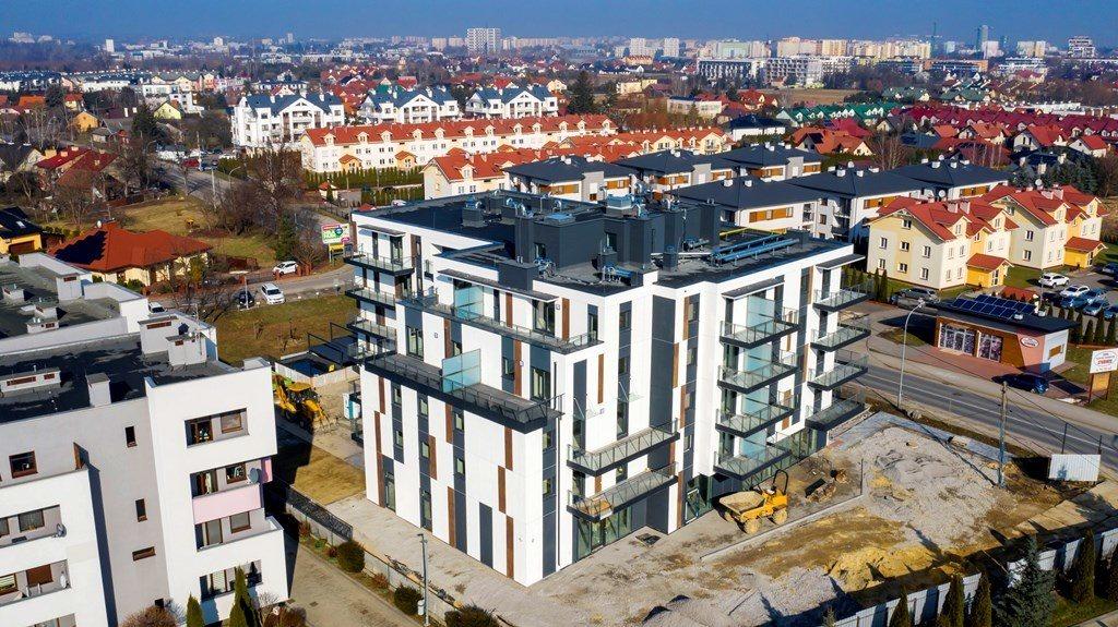 Mieszkanie trzypokojowe na sprzedaż Rzeszów, Strażacka  62m2 Foto 1
