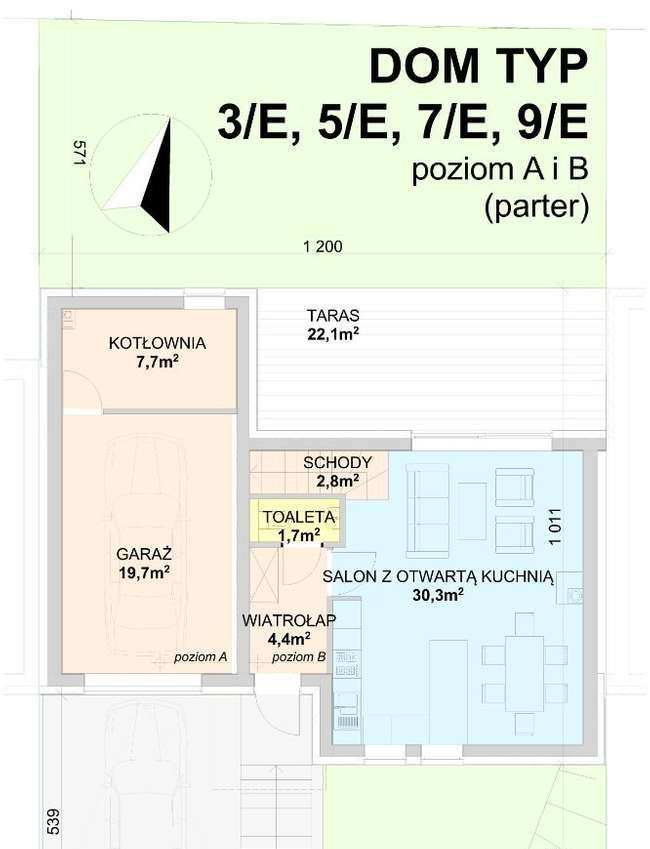 Dom na sprzedaż Żernica  138m2 Foto 6