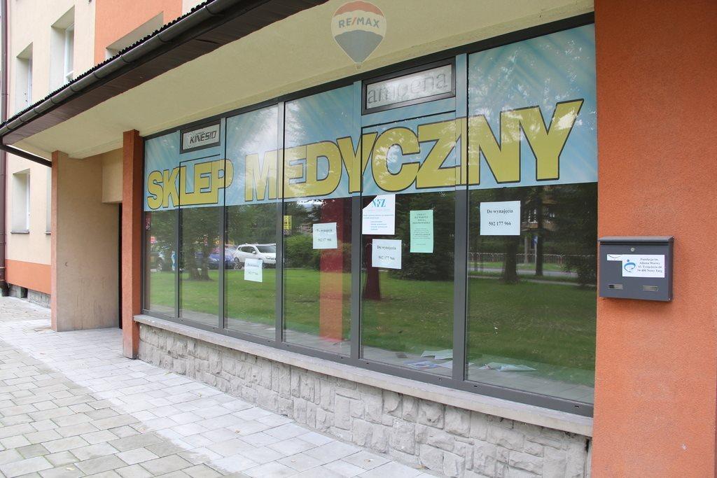 Lokal użytkowy na wynajem Nowy Targ  70m2 Foto 1