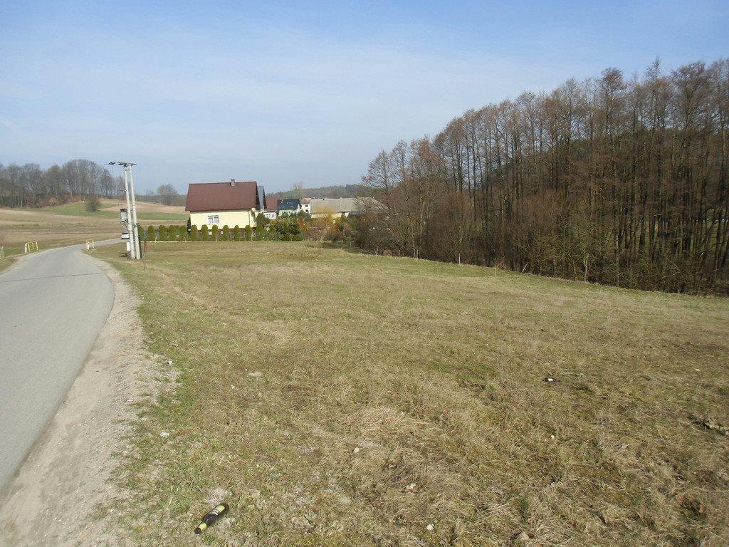 Działka budowlana na sprzedaż Kosowo  1000m2 Foto 4