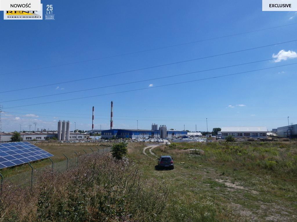 Działka przemysłowo-handlowa na sprzedaż Szczecin  2750m2 Foto 9