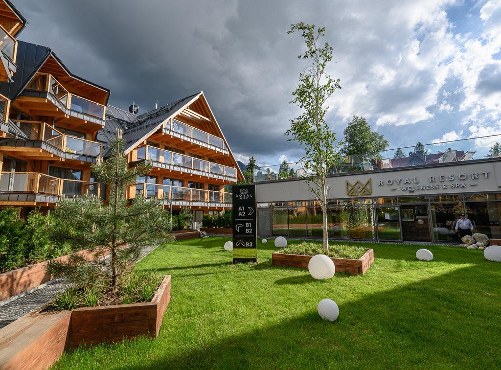Mieszkanie trzypokojowe na sprzedaż Zakopane, Seweryna Goszczyńskiego  43m2 Foto 1