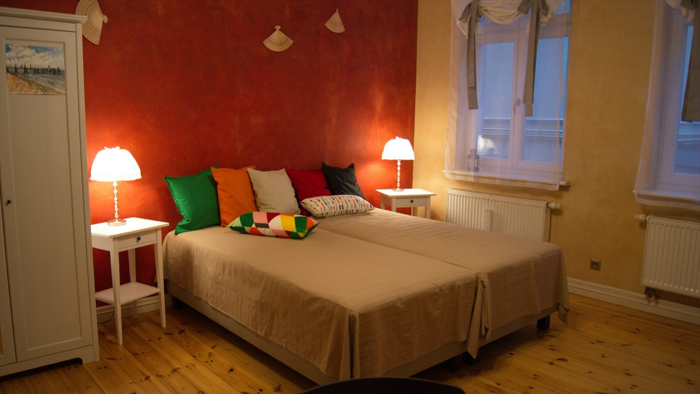 Mieszkanie czteropokojowe  na wynajem Sopot, dolny, grunwaldzka  120m2 Foto 8