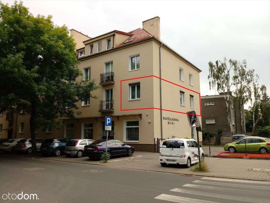 Mieszkanie trzypokojowe na sprzedaż Poznań, Grunwald, Marszałkowska 3  64m2 Foto 1