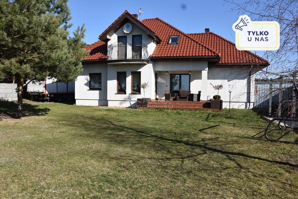 Dom na sprzedaż Pabianice, okolice Janowic  160m2 Foto 1