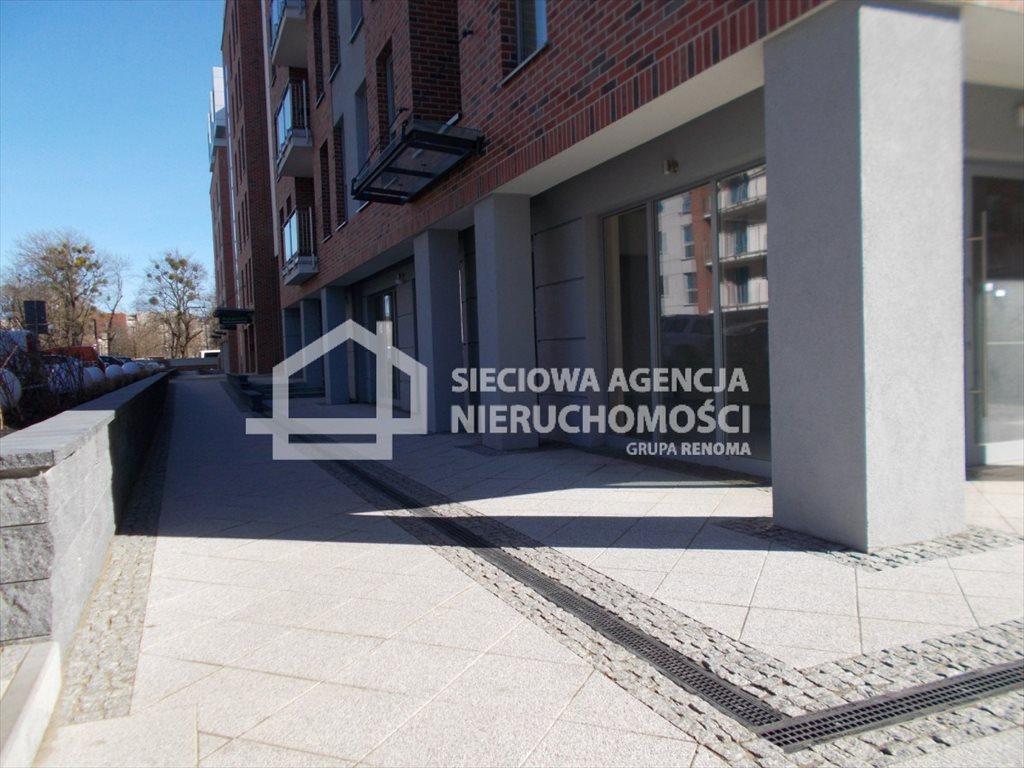 Lokal użytkowy na wynajem Gdańsk, Śródmieście  127m2 Foto 1
