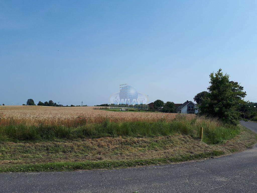 Działka budowlana na sprzedaż Żeńsko  2070m2 Foto 4
