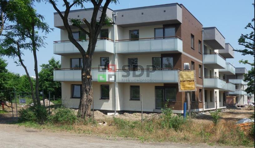 Mieszkanie dwupokojowe na sprzedaż Wrocław, Psie Pole, Wojnów, Perkusyjna  48m2 Foto 1