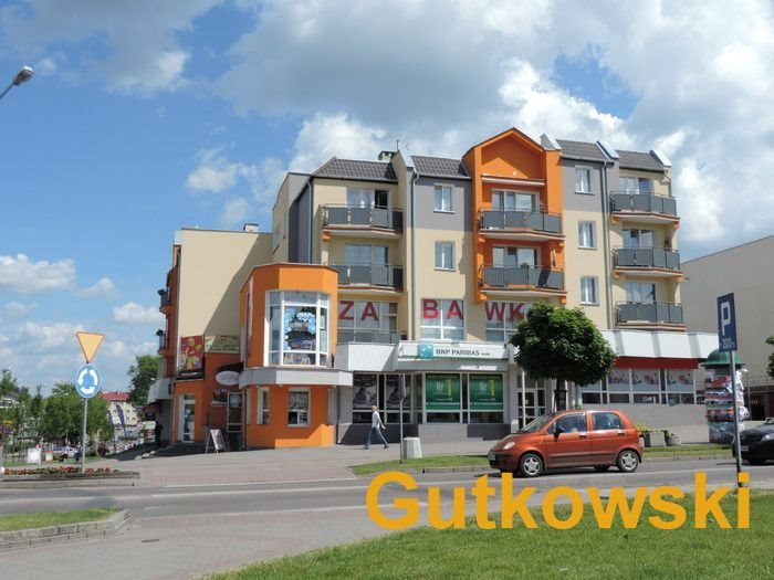 Lokal użytkowy na wynajem Iława, Kopernika 5  29m2 Foto 1