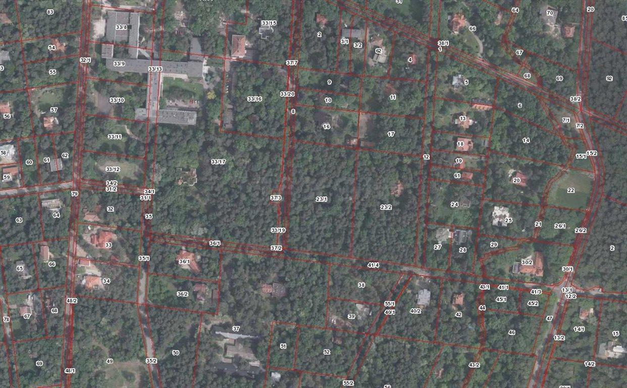 Działka leśna na sprzedaż Konstancin-Jeziorna  9976m2 Foto 3
