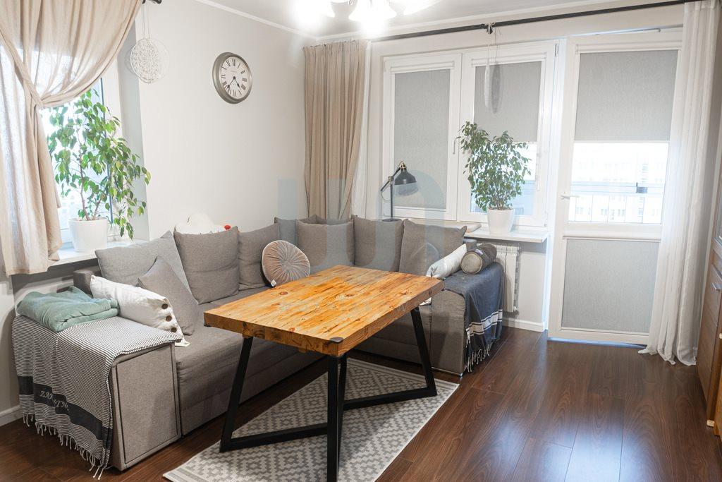 Mieszkanie trzypokojowe na sprzedaż Warszawa, Praga-Południe, Saska Kępa, Afrykańska  59m2 Foto 1