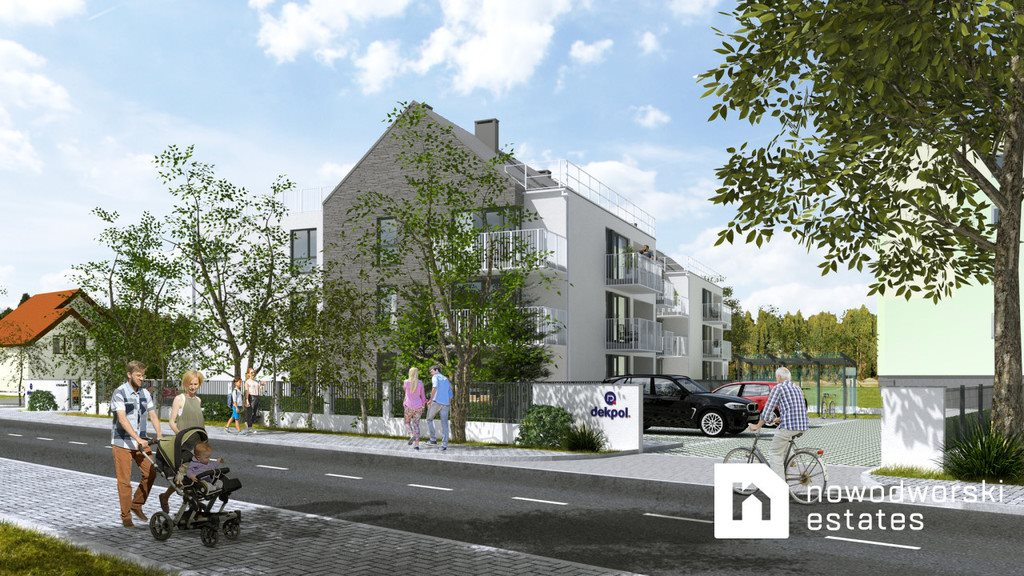 Mieszkanie dwupokojowe na sprzedaż Gdańsk, Sobieszewo, Nadwiślańska  43m2 Foto 8