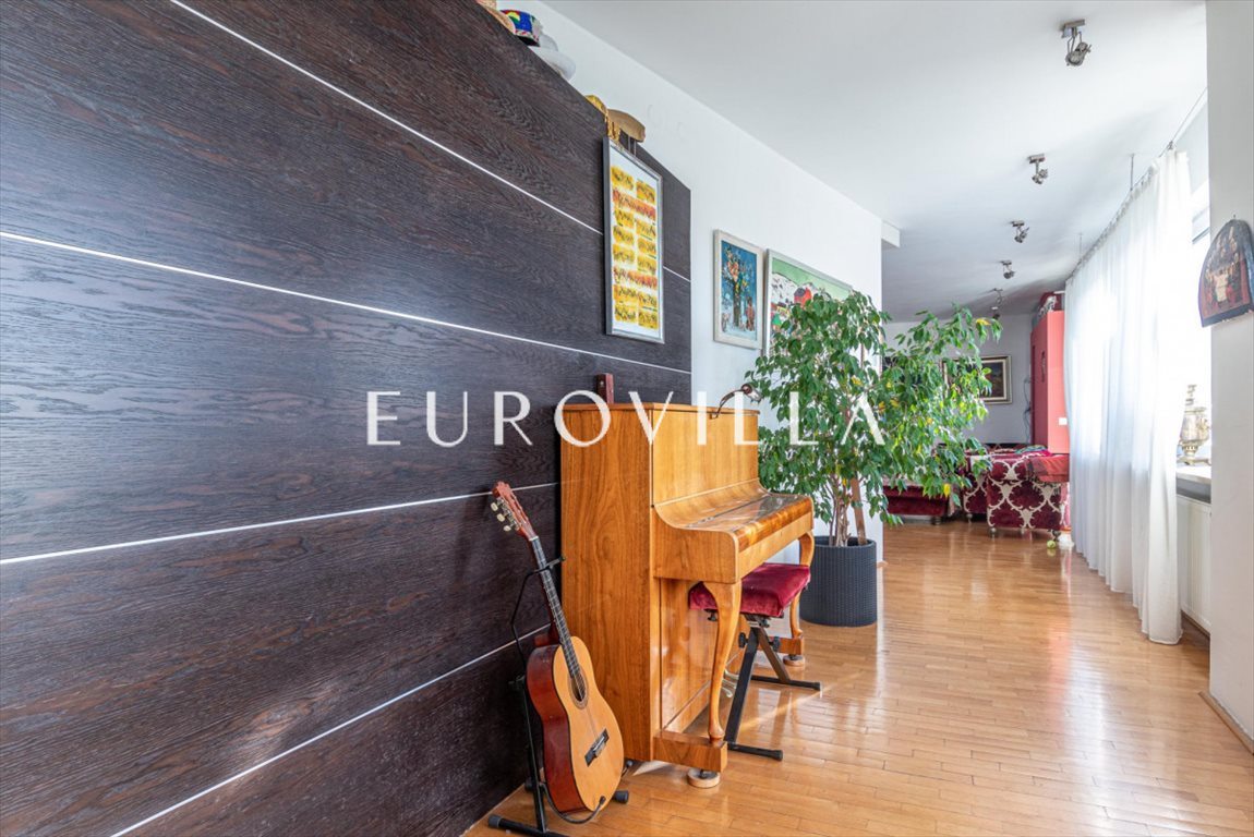 Mieszkanie czteropokojowe  na sprzedaż Warszawa, Mokotów  185m2 Foto 2