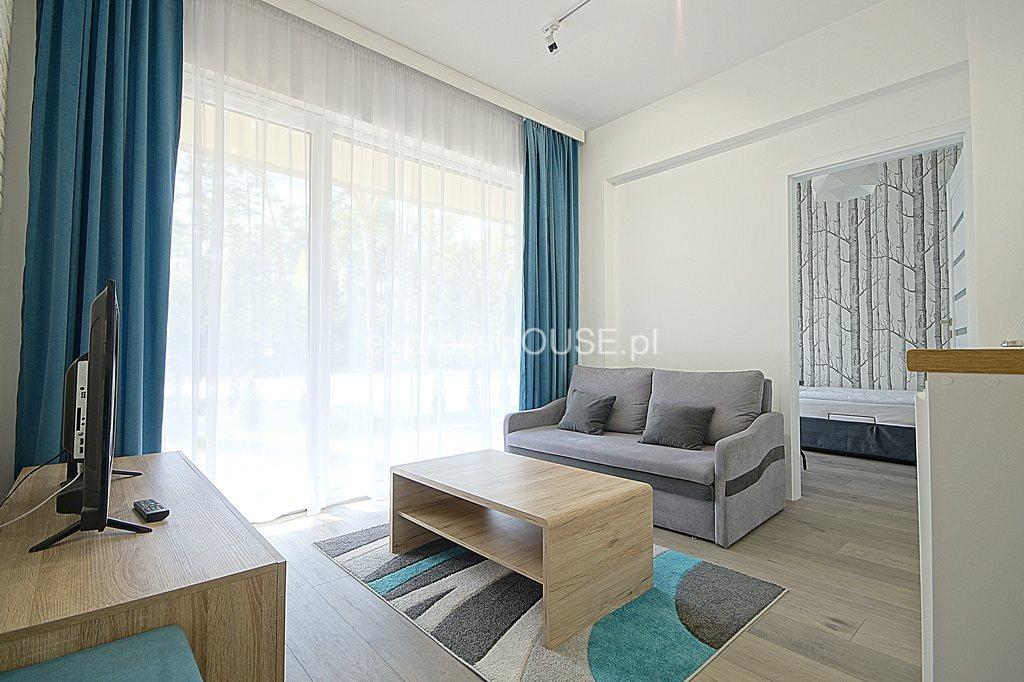 Mieszkanie trzypokojowe na sprzedaż Augustów, Nadrzeczna  39m2 Foto 1
