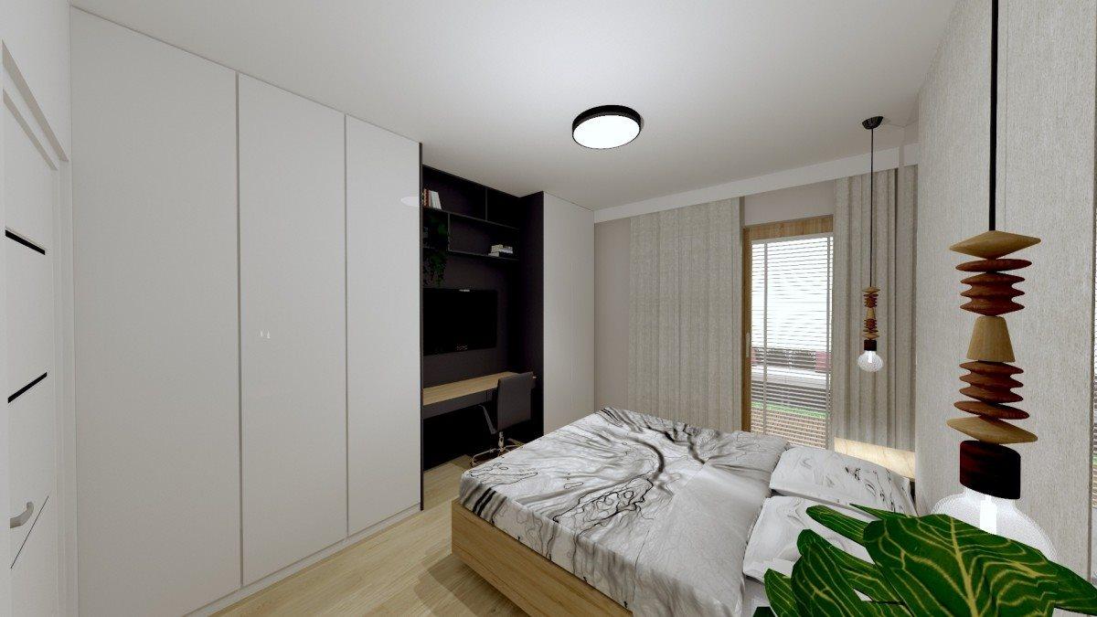 Mieszkanie dwupokojowe na sprzedaż Kielce, Uroczysko, Klonowa  39m2 Foto 12