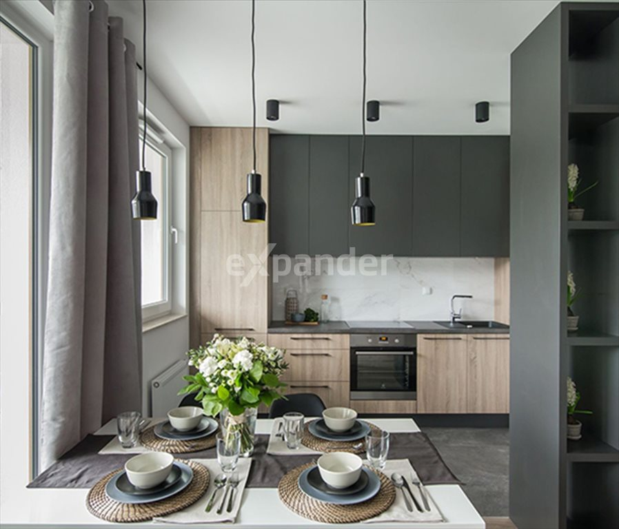 Mieszkanie trzypokojowe na sprzedaż Poznań, Garbary  62m2 Foto 1
