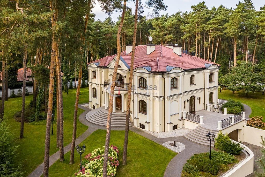 Dom na sprzedaż Magdalenka, Sosnowa  980m2 Foto 1