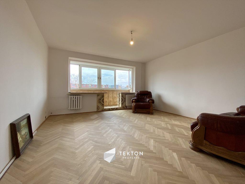 Mieszkanie czteropokojowe  na sprzedaż Gdańsk, Zaspa, Dywizjonu 303  82m2 Foto 1